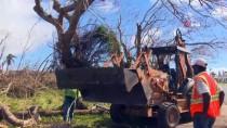 MAHSUR KALDI - Tayfun Vuran Saipan Adasının Dışarıyla Bağlantısı Kesildi