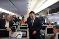 MISYON - THY'nin İstanbul Havalimanı'nda İlk Seferi Gerçekleşti