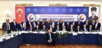 Ruhsar Pekcan - TOBB'un Düzenlediği, Ticaret Borsaları Konsey Toplantısı Yapıldı