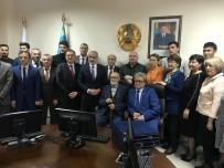 KAZAKISTAN CUMHURBAŞKANı - Topçu, Almatı'da Cumhuriyet'in 95. Yıl Dönümü Kutlamasına Katıldı