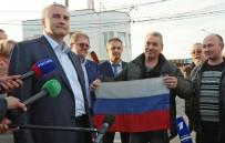KıRıM - Ukrayna İle Rusya Arasında Tutuklu Takası Yapıldı