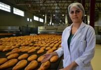 HALK EKMEK - Adana'da Halk Ekmek, 230 Gram Ekmeği 60 Kuruşa Satıyor Zarar Da Etmiyor