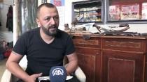 MEHMET ŞEKER - Ahşap Ve Çelik, Elinde 'Sanat Eseri' Oluyor