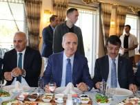 YAĞLI GÜREŞ - AK Parti Genel Başkan Vekili Numan Kurtulmuş Açıklaması