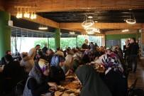 YASIN ÖZTÜRK - Akçokaca Belediye Başkanı Yemenici Din Görevlileriyle Buluştu