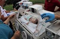 ÇENGELKÖY - Ambulans Helikopter 43 Günlük Yılmaz Bebek İçin Havalandı