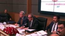 ANAYASA KOMİSYONU - Anayasa Komisyonu TBMM İç Tüzüğü'nü Görüşmek Üzere Toplandı