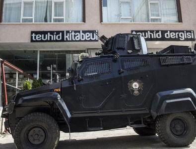Ankara'da DEAŞ'ın sözde eğitim kurumuna operasyon