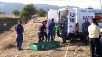 DAĞBELI - Antalya'da Otomobil Devrildi Açıklaması 4 Ölü, 1 Yaralı