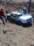 DAĞBELI - Antalya'da Trafik Kazası Açıklaması 4 Ölü