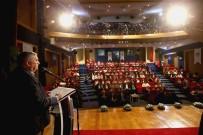 İRFAN BALKANLıOĞLU - Balkanlıoğlu Açıklaması 'Merhamet Etmeyene Merhamet Olmaz'