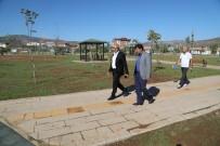 Başkan  Barakazi Açıklaması 'Bölgenin Gözde Parklarından Birini İnşa Ettik'