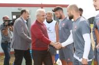 Başkan Başsoy'dan Anagold 24 Erzincanspor'a Ziyaret