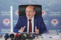 Başkan Gümrükçüoğlu'ndan 'Aday Olacak Mısınız?' Sorusuna 'Onu Allah Bilir' Cevabı