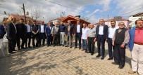 İBRAHIM KARAOSMANOĞLU - Başkan Karaosmanoğlu'dan Köy Ziyareti