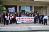 OBEZİTE - Biga'da, 'Dünya Yürüyüş Günü' Etkinliği