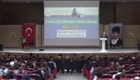 Camiler Ve Din Görevlileri Haftası Dolayısıyla Konferans Verildi