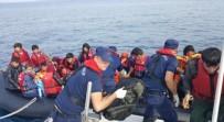Çanakkale'de 81 Mülteci Yakalandı