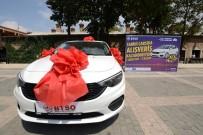 OSMANGAZI BELEDIYESI - Çarşıdan Alışveriş Araba Kazandırıyor