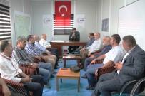 ÖZGÜR SURİYE ORDUSU - Cerablus'ta Yapılan Camiye Şehit Ercan Çelik İsmi Verildi
