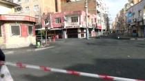 GÜRBULAK - Diyarbakır'ın Lice Ve Hani İlçeleri Kırsalında Sokağa Çıkma Yasağı