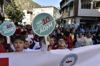 KEMİK ERİMESİ - Dünya Yürüyüş Günü Gümüşhane'de Kutlandı