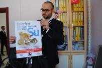 MUSTAFA ÇETİNKAYA - Eğirdir'de 'Farkındalık' Oluşturan 4 Ekim Etkinliği