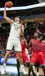 CHICAGO - Ersan'lı Milwaukee Bucks, Chicago Bulls'u 116-82 Yendi