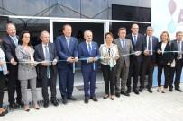 ESKİŞEHİR VALİSİ - Eskişehir'de İlk İlaç Fabrikası Açıldı