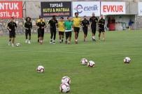 ÖMER ŞİŞMANOĞLU - Evkur Yeni Malatyaspor'da D.G. Sivasspor Maçı Hazırlıkları Sürüyor