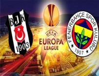 SLOVAKYA - Fenerbahçe ve Beşiktaş'ın maçı hangi kanalda?
