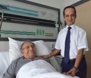 BÖBREK YETMEZLİĞİ - Genelde Açık Ameliyat Yapılıyordu, Kapalı Ameliyatla Tümörden Kurtuldu