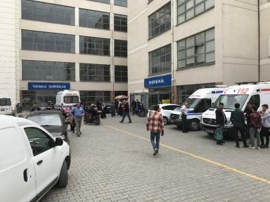 Hasta yakınları doktora saldırdı