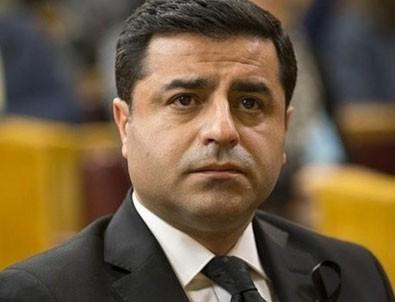 HDP'li Demirtaş'a tahliye çıkmadı
