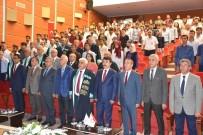 ZIRAAT MÜHENDISLERI ODASı - HRÜ Ziraat Fakültesi Yeni Eğitim-Öğretim Yılı Açılışı Yapıldı