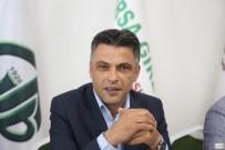 KURUYEMİŞ - İbaş Açıklaması 'TMO Lisanlı Depoculuk Kavramı Oluşana Kadar Destek Vermelidir'