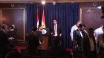 NEÇİRVAN BARZANİ - IKBY Başbakanı Barzani'den Cumhurbaşkanı Anlaşmazlığı Tepkisi