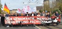 CHEMNITZ - Irkçılığa Karşı 10 Bin Kişi Yürüdü
