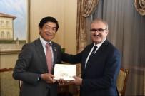 GOLF TURNUVASI - Japon Büyükelçiden Antalya'ya Övgü