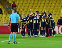 ÜLKER - Kadıköy'de Tribünler Boş Kaldı