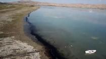 Karataş Gölü'ndeki Su Kuşları Havadan Görüntülendi