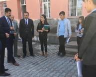 SEYFULLAH - Kaymakam Pektaş Öğrenciler İle Bir Araya Geldi.