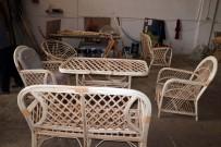 Kestane Ağaçları Bambu Mobilyalara Dönüşüyor
