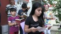 Kitapları Çocuklar İçin Sokağa Taşıyor