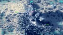 TERÖR OPERASYONU - 20 teröristin öldürüldüğü görüntüler