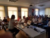 MERKEZİ SİSTEM - Manavgat SMMMO' Da Luca Yazılımı Eğitim Toplantısı