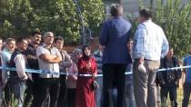 YOLCU TRENİ - Manisa'da Trenin Çarptığı Kadın Hayatını Kaybetti