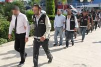 TEFECİLİK - Milas'ta Rüşvet Ve Tefecilik İddiasına 9 Gözaltı
