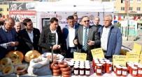 KIRMIZI BİBER - Mustafakemalpaşa'da Yerel Ürünler Vitrine Çıkıyor