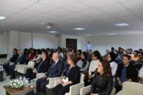 MEHMET MARAŞLı - NEVÜ'de 'Uluslararası Sosyal Bilimler Sempozyumu' Başladı